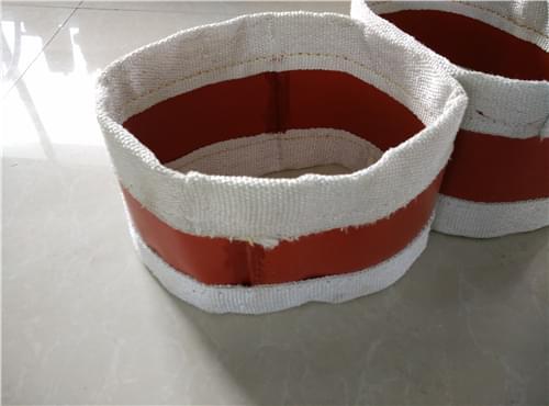 硅胶玻纤布蒙皮圈带在什么工作环境下使用?