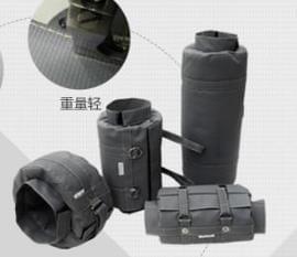 用上济通保温套用硅胶布使设备大幅节能