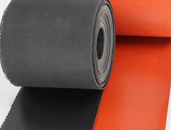 软连接硅胶布