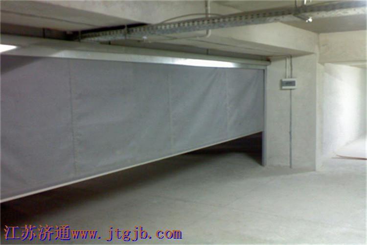 哪些场所运用柔性挡烟垂壁