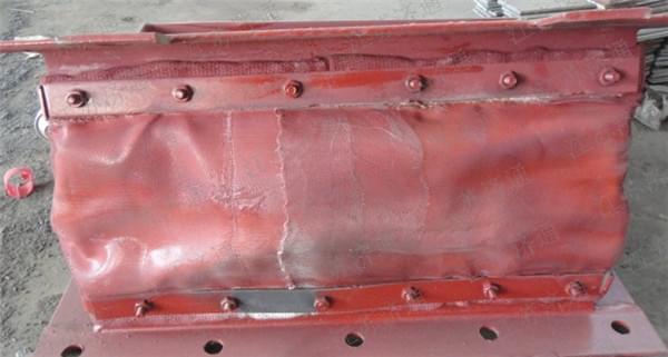 非金属补偿器蒙皮如何选择材料?