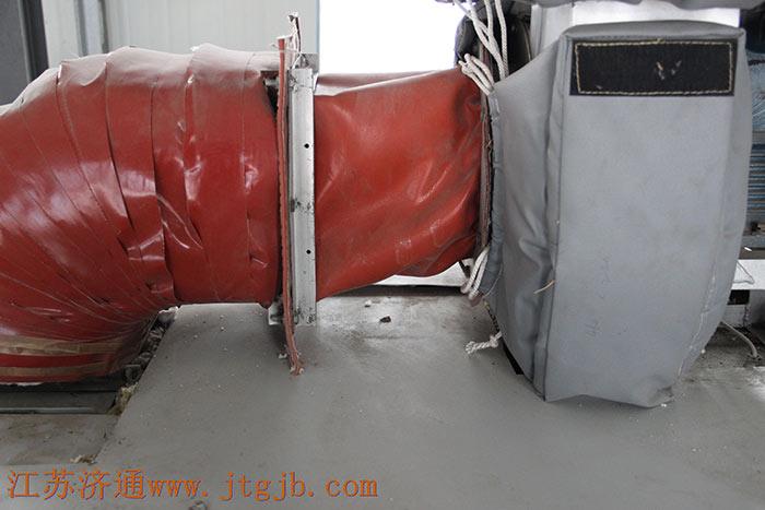 硅钛软连接可直接替代帆布软连接
